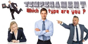 Temperament: Which type are you?
