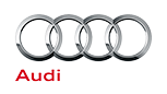 Audi's logo | Client of FP Executive Search | Recruitment Agency | Outsourcing Company