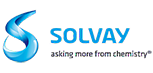Solvay's logo | Client of FP Executive Search | Recruitment Agency | Outsourcing Company